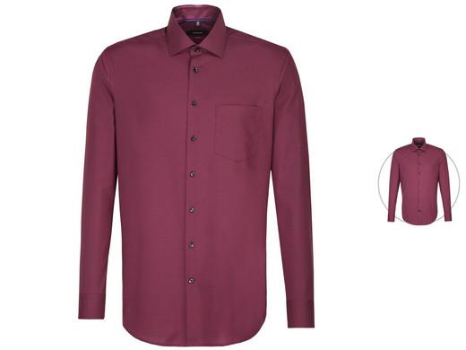 Bordeaux Overhemd.Seidensticker Overhemd Bordeaux Modern Of Slim Fit Internet S