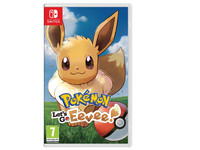 Pokémon: Let's Go Eevee (Switch)