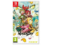 Wonder Boy: The Dragon's Trap (Switch)