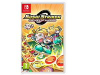 Sushi Striker: The Way of Sushido (Switch)