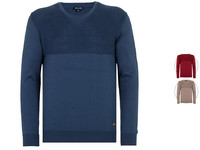 Auden Cavill Pullover Big Stripe | Heren