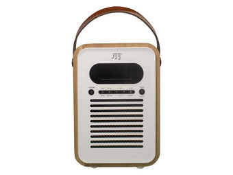 Wood-Box Bluetooth-Radio (DAB+)