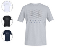 UA T-shirt Branded SS | Heren