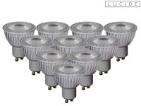 10x Lucide Dimmbare LEDs (2.700 K)