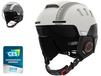 Livall Smart Ski-Helm RS1