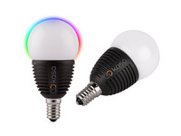 2x Bluetooth LED Lamp | E14