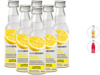 6x SodaStream Frucht-Drops | 40 ml
