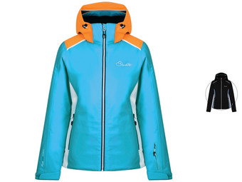 Dare 2b Inflect Ski Jas | Dames