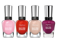 4-tlg. Sally Hansen Nagellack-Set 2