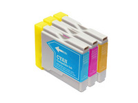 Cartridge LC-970/1000 | CMY