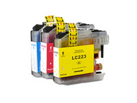 Cartridge voor Brother LC-221/223