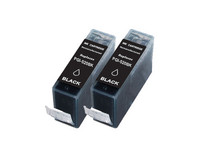 2x Cartridge PGI 520 | Black