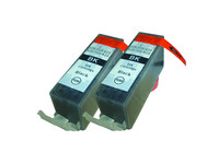 2x Cartridge PGI 525 | Black