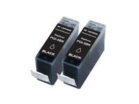 2x Cartridge PGI 5 | Black