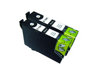 2x Cartridge voor Epson T1281
