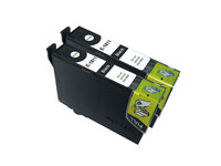 2x Cartridge voor Epson T1811 XL