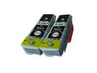 2x Cartridge voor Epson T2621 XL