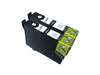 2x Cartridge voor Epson T2991 XL