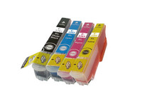 Cartridge T3361 tm 64 XL | Black & CMY