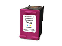 Cartridge voor HP 300 XL | Color