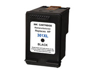Cartridge voor HP 301 XL | Black