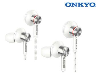 2x słuchawki Onkyo Hi Res   E600MW00 Internet's Best