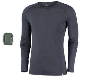 Nomad Pure Shirt Merino | Heren