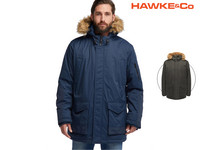 Hawke & Co Parka Jas