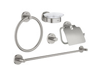 Grohe Essentials Accessoireset 5-in-1