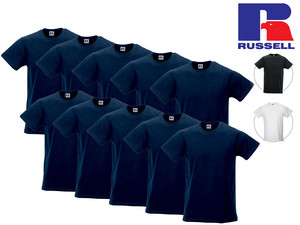 10x Russell T-Shirts