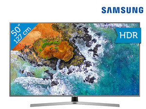 "Samsung 50"" 4K Smart TV (Series 7)"
