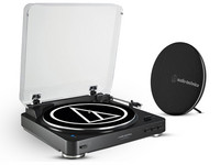 Audio Technica Speler + Speaker