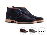 London Wildleder-Schuhe | Herren