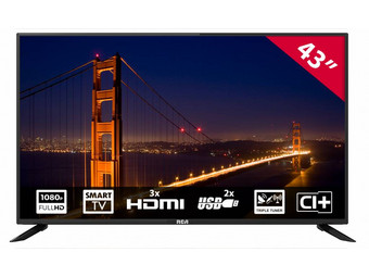 "RCA 43"" Full HD LED TV 