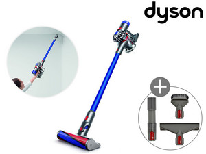 dyson v7 fluffy akku staubsauger f r nur 38. Black Bedroom Furniture Sets. Home Design Ideas
