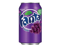 12x Fanta Grape | 355 ml