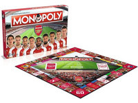 Monopoly Arsenal F.C. | 2-6 Spelers