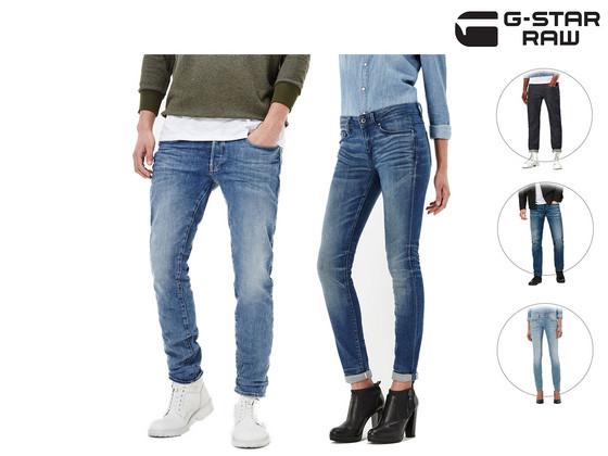 G-Star Jeans | Heren & Dames