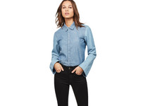 G-Star Spiraq Straight Shirt | Dames