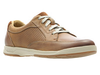 Clarks Stafford Park 5 Veterschoen | Heren