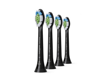4 Sonicare W Optimal White Bürstenköpfe