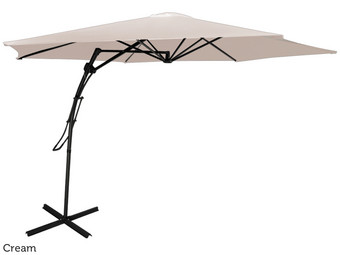 Feel Furniture Zweefparasol (3 m)