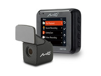 Mio MiVue C380 Dashcam & Rear Cam