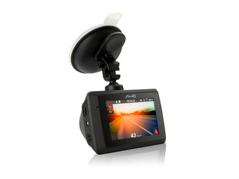Mio MiVue 786 Dashcam met Wifi