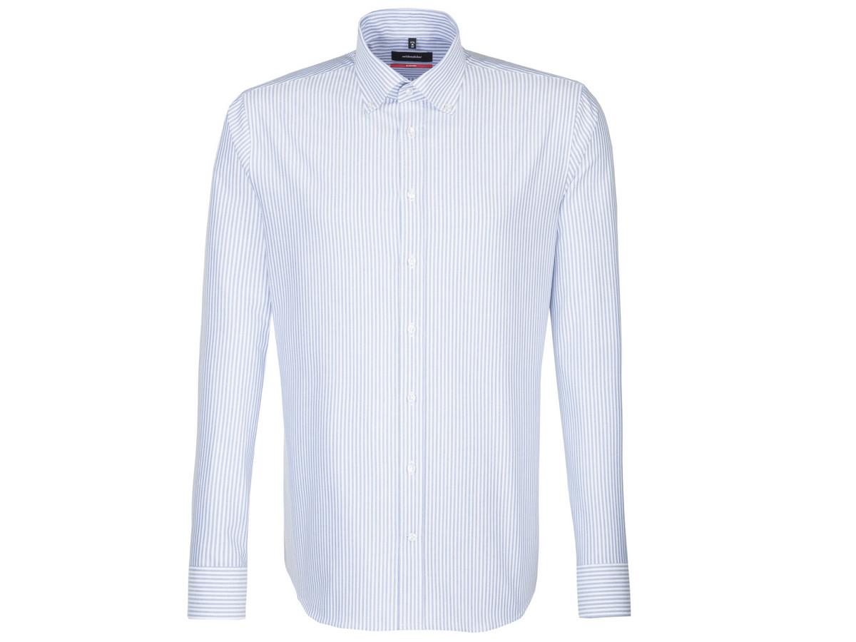 Dit is een hemd met een Button Down kraag