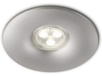Philips Aquila LED Inbouwspot | 1x 6 W