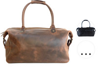 Buckle & Seam Reisetasche | Linwood