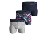 3x Boxershorts French Flower