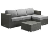 Wicker River Loungeset | Basic