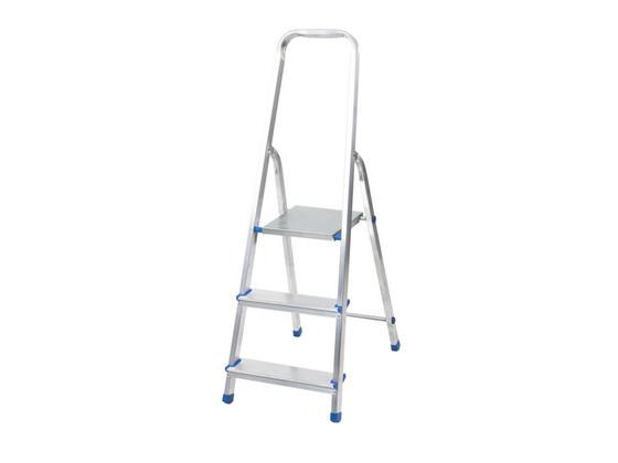 Aluminium Ladder   3 Treden